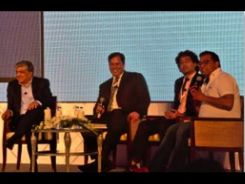 Panel Discussion on Financial Services at TiE LeapFrog