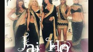 Pussycat Dolls - Jai Ho Official instrumental (with back vocals)