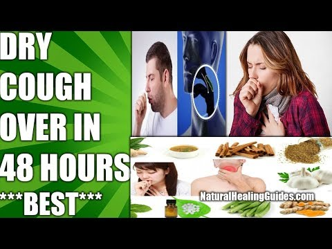 🌿dry-cough-at-night-home-remedies---natural-cure-&-homemade-treatment-to-stop-coughing-at-night🌲✔️