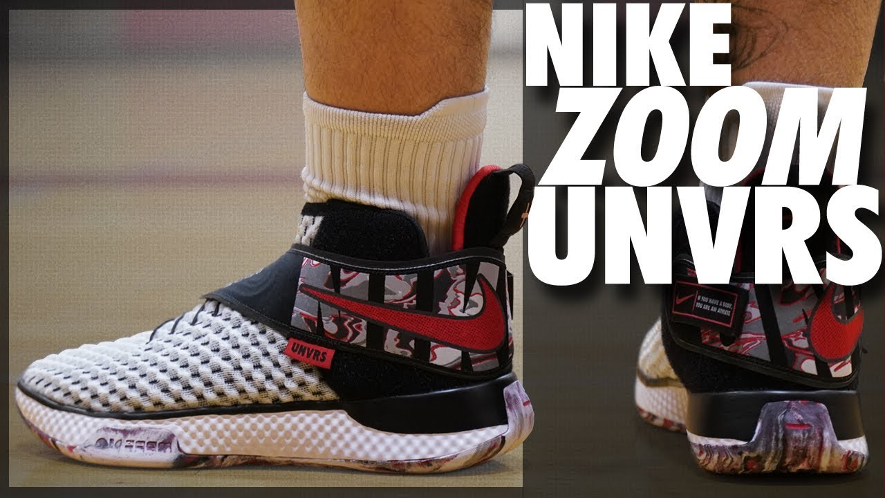 Nike Zoom UNVRS Initial Thoughts
