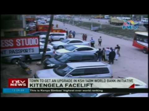 Kitengela town to get an upgrade in Ksh 140m World Bank initiative