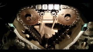 видео Привод распределительных валов, распредвал двигателя ЗМЗ-40906