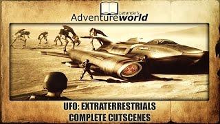 UFO: Extraterrestrials - Complete Cutscenes