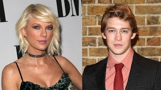 Taylor Swift's Dating British Actor Joe Alwyn
