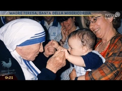 Madre Teresa, santa della Misericordia