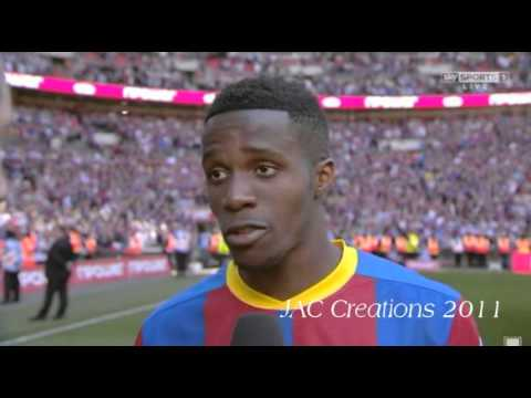 Wilfried Zaha & Kevin Phillips Post Match Interview Crystal Palace 1-0 Watford