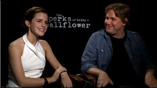 Emma Watson Talks About Her Unspoken Connection With Logan Lerman