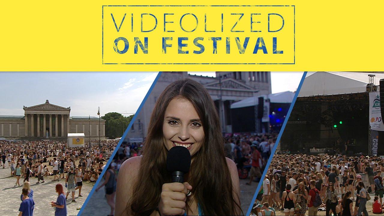 Videolized On Festival Oben Ohne 2015 Youtube