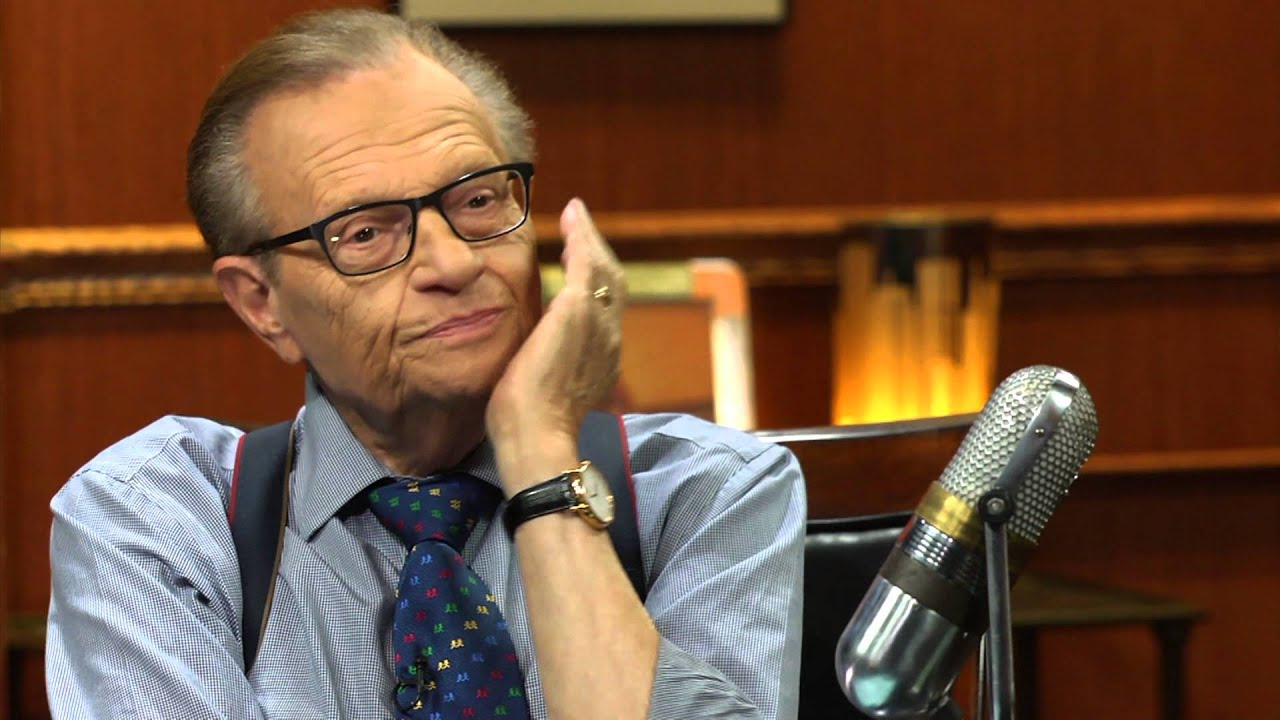 Image result for larry king 2016