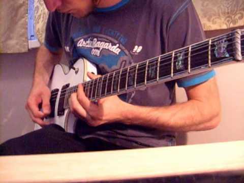 Joe Satriani - Starry Night (Guitar cover)