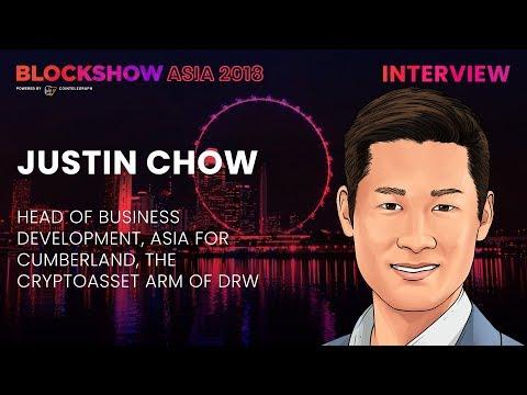 Justin Chow: Traditional Market Vs. Crypto Market.
