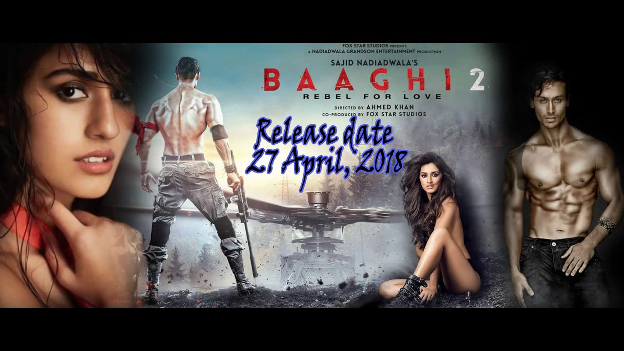 Image result for baaghi 2 trailer