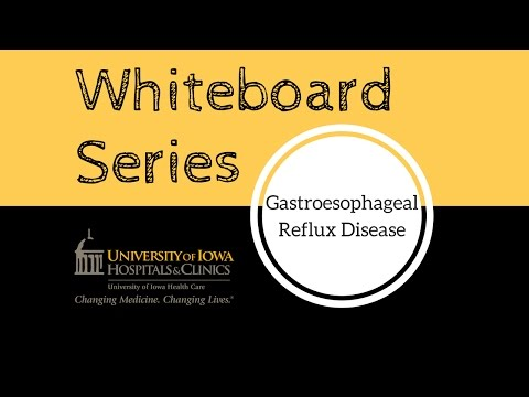 GERD Symptoms and Treatment - Whiteboard Series
