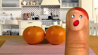 Cut The Carrot   Simple Song for Kids