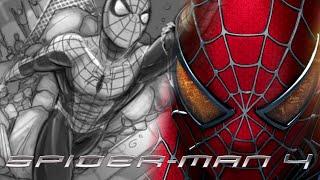 Spider-Man 4 Concept Art Revealed!