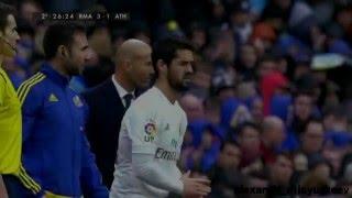 Isco Alarcon vs Athletic Bilbao (13/02/2016) HD 720p By alexandr_misyurkeev