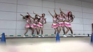 ミレニアムガールズ 2nd single 「♯ノイジーガール」アリオ蘇我1階 屋外...