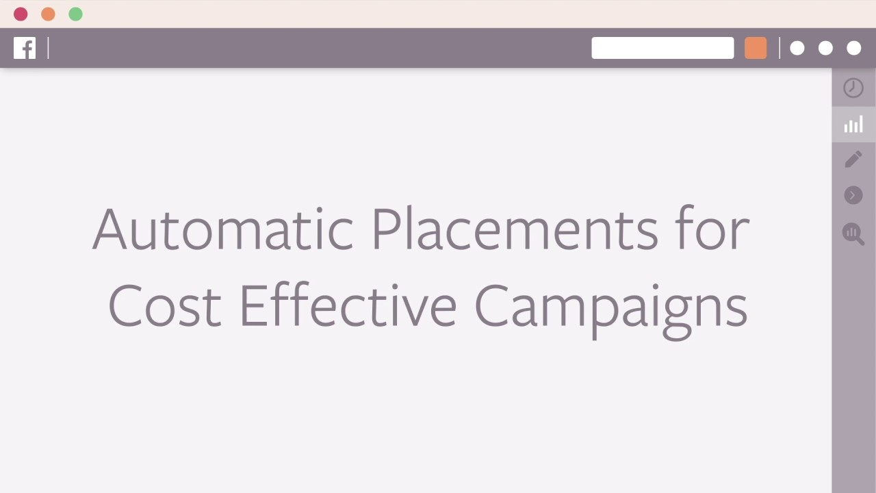 How to Use Automatic Placements for Cost Effective Campaigns in Facebook Ads Manager