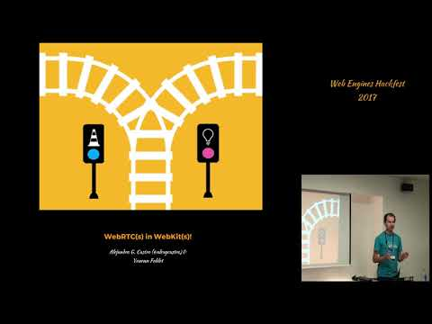 WebRTC(s) in WebKit(s)! (Web Engines Hackfest 2017)