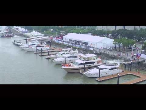 2015 Yachting Shanghai opens