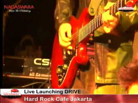 Drive - Seakan Di Surga, Live Launching Album Cahaya Terang Records Streaming Nagaswara FM