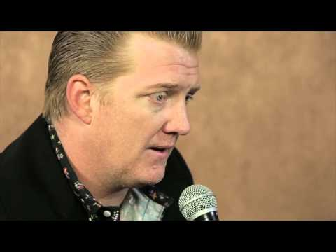 Queens of the Stone Age Interview