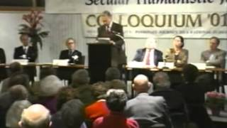 Colloquium 2001 - Secular Humanistic Judaism Movement