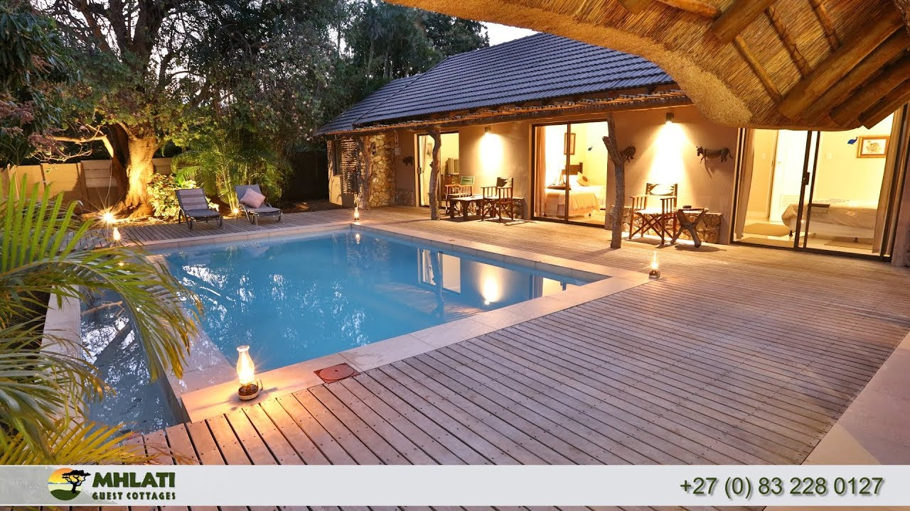 Accommodations South Africa Mhlati Guest Cottages Accommodation Kruger Park Malelane South