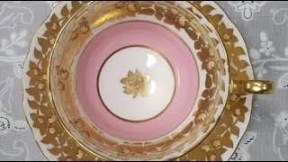 [대표앤틱밴드-리노앤틱밴드]영국 폴리 찻잔듀오,로얄 스…