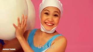 những quảng cáo hài hước  của Nhật Bản