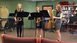 Contest Sax Trio 2018