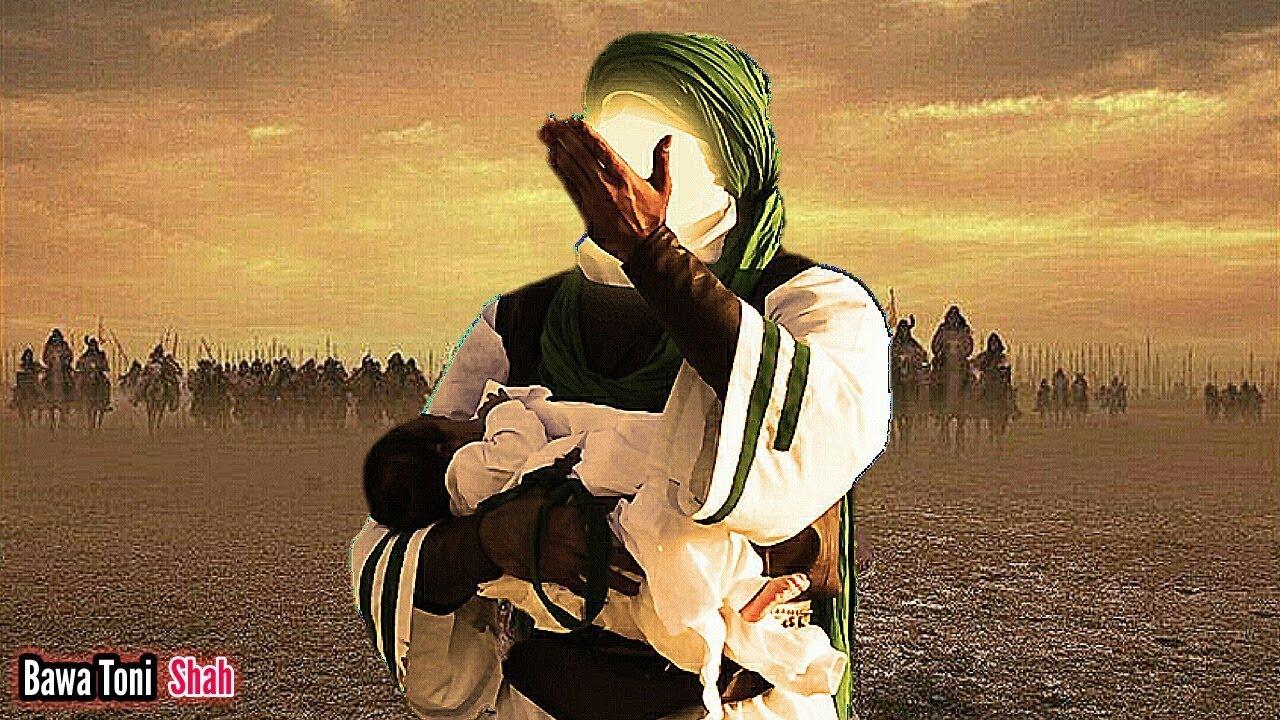Shohada-e-Karbala Heart Touching History 1st Time In [URDU-HINDI]
