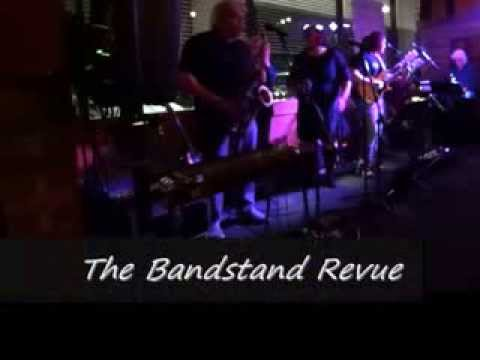 Bandstand Revue ~ Caldonia ~ featuring Tyler Goodson