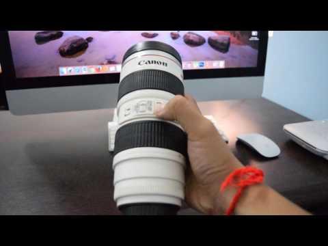 Canon Lens Cup  Ef 70-200 F2.8 L IS Coffee mug