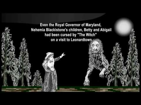 The Legend of Moll Dyer The Witch
