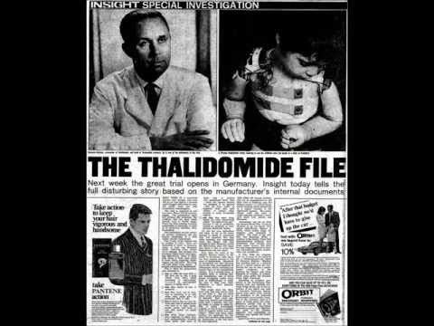Thalidomide Facts