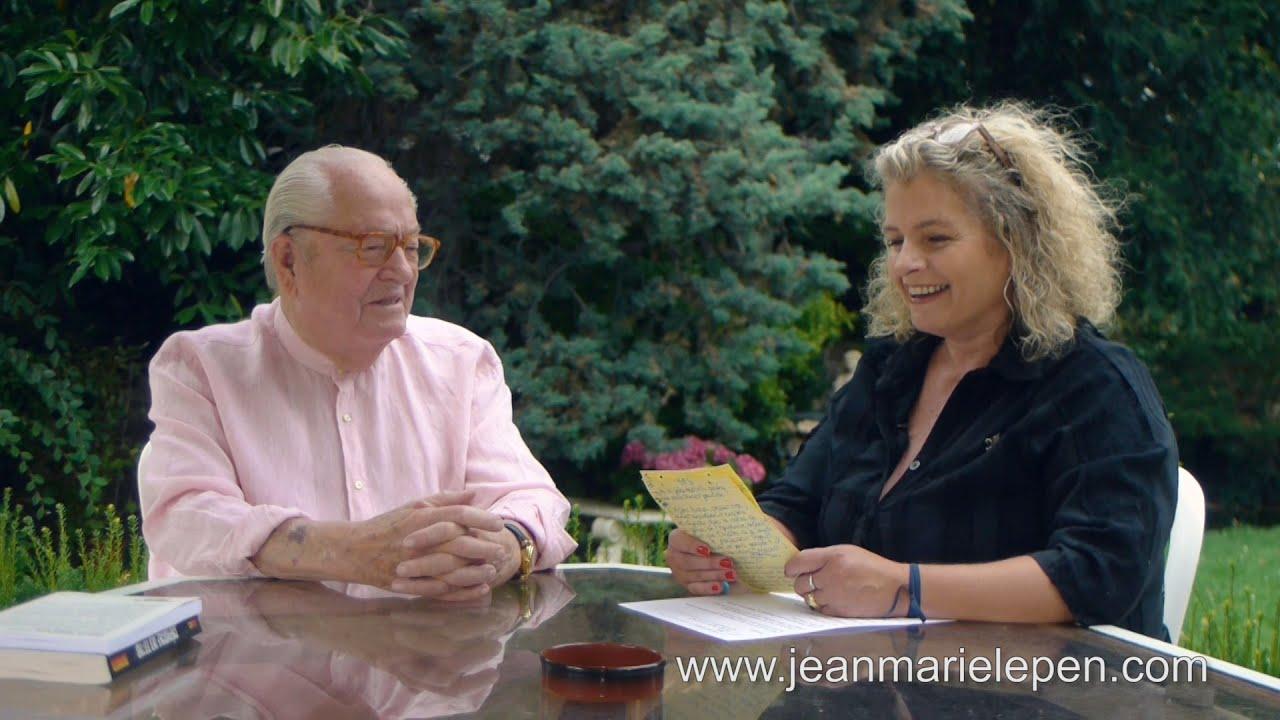 Journal de bord de Jean-Marie Le Pen n°583