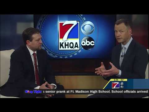 Talking elder abuse and neglect on KHQA This Morning