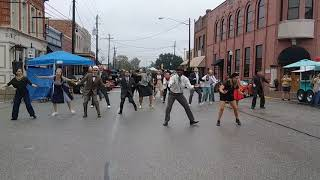 Houston Swing Dance Society Secret Flashmob