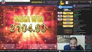 ROSHTEIN Casino Online - Big win 10 000 Euro