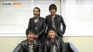 NICO Touches the Walls/New Single『マシ・マシ』メッセージ