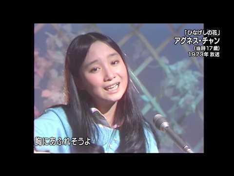 「ひなげしの花」 アグネス・チャン(17歳)