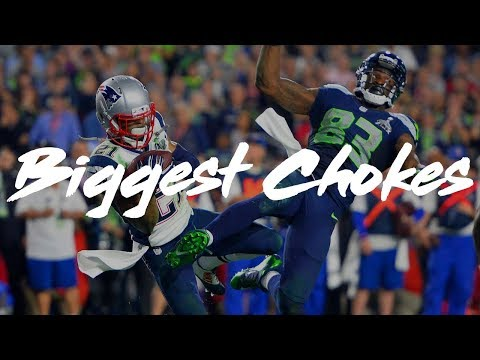 "NFL Biggest Chokes of All Time || ""Yesterday"""
