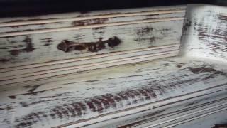 como hacer un mueble vintage, decapar madera, decapado, con poco presupuesto