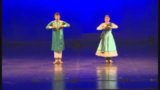 Kathak Dancer Vidha Lal and Abhimanyu Lal