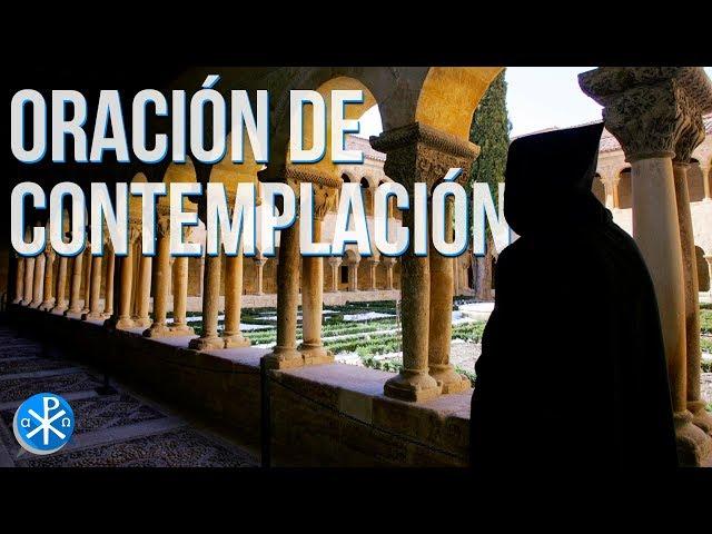 Oración de Contemplación   Perseverancia - P. Gustavo Lombardo