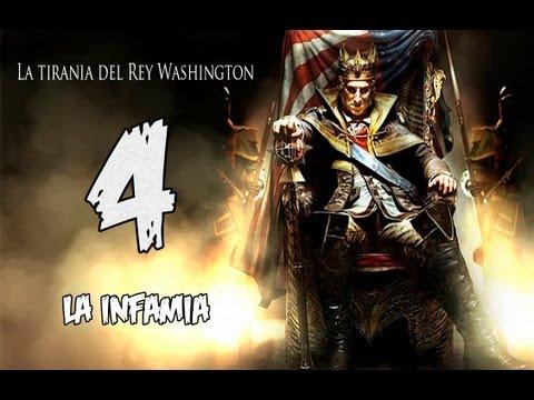 Assassin's Creed 3 - La Tiranía del Rey Washington : Mision 4