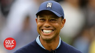 Tiger Woods receives new leading role as team captain for the Presidents Cup | Golic and Wingo