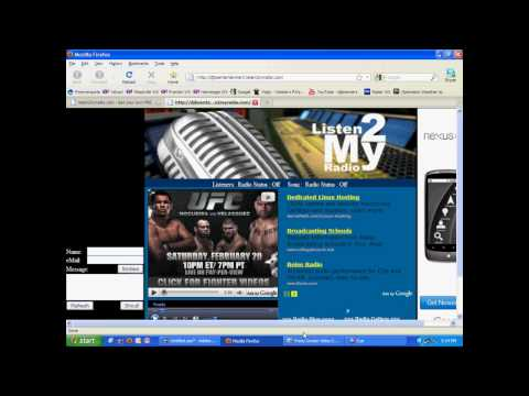 Virtual DJ Tutorial - Broadcasting or Creating an Online Radio Station or Stream (part 4)