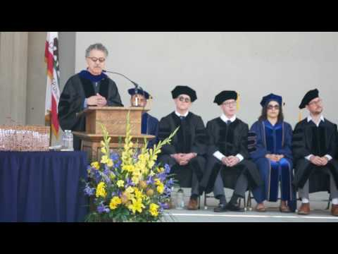 UC Berkeley 2017 English Department Spring Commencement